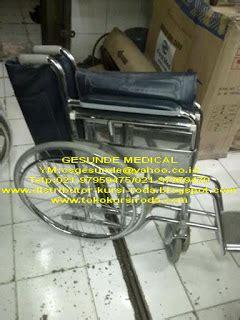 Kursi Roda Bekas Murah kursi roda bekas jual kursi roda bekas sella standart murah toko medis jual alat kesehatan
