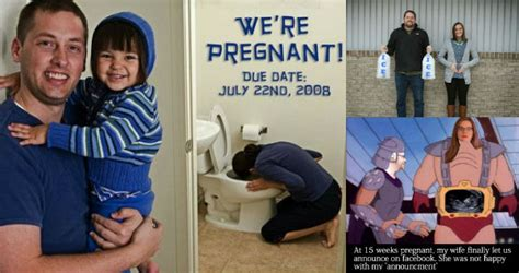 Baby Announcement Meme - funny and adorable pregnancy announcement photos