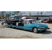 Citroen DS Transporter With On The Back  Citro&235n 6