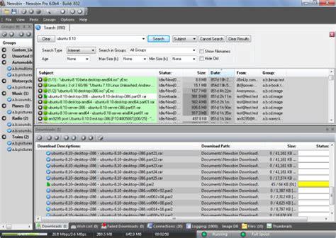 free usenet newsgroups downloads newsbin pro