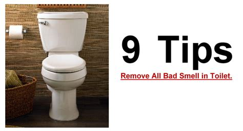 bad smell from bathroom life tips how to remove bad odors from bathroom fsticker