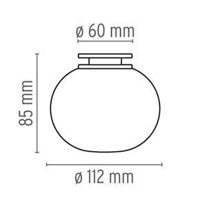 lade flos outlet glo mini c w v 230 g og loftle fra flos klik og k 248 b