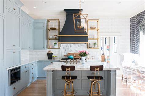 blue kitchen decorating ideas 29 beautiful blue kitchen design ideas