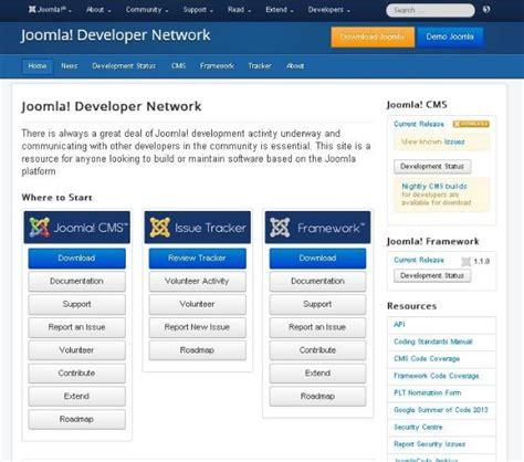 joomla tutorial point joomla help menu