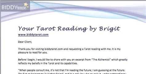 Reading Focus Card Template by A The Tour Of My Email Tarot Readings