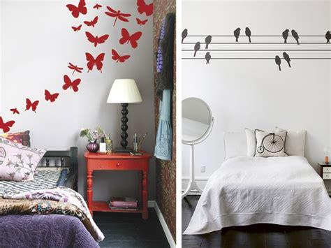 personalizzare da letto personalizzare la da letto con i wall stickers