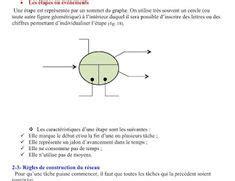 exercice de diagramme de phase avec corrigé exercice corrig 233 planning de travaux et de d oeuvre