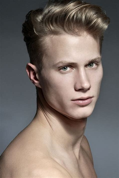 german male hairstyles matthias plucinski at adam models men s pinterest