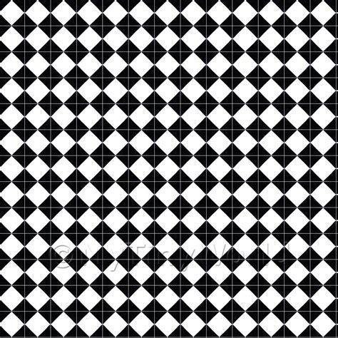 Black And White Diamond Vinyl Flooring Flooring Sw