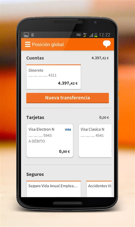 banca online bankinter bankinter m 243 vil app android su google play
