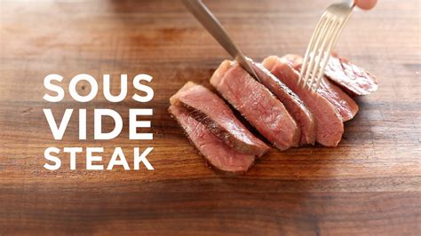 sous vide create your culinary masterpieces using this modern technology books sous vide steak chefsteps pbs food