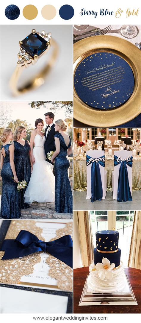 10 prettiest blue wedding color combos for 2018 2019 elegantweddinginvites