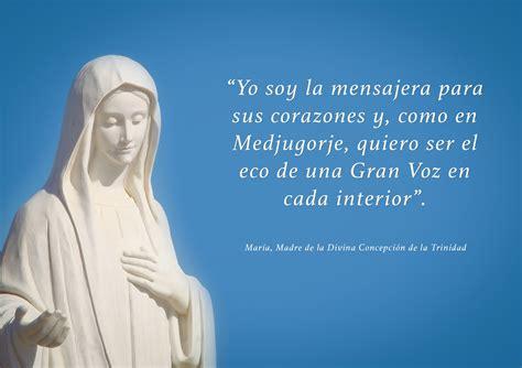 medjugorje es la virgen maria en medjugorje calendario medjugorje esp voz y eco de la madre divina