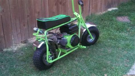 green doodle bug mini bike doodle bug baja racer completed today page 2