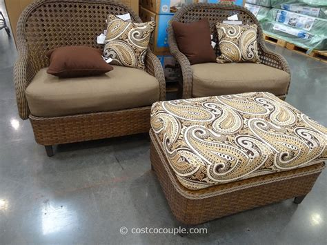 Costco Rattan Furniture Sets by Patio Amazing Costco Patio Furniture Design Brown Square