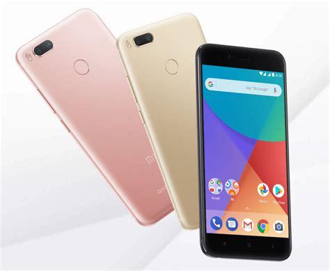 Xiaomi Mi A1 Mi A1 xiaomi launches mi a1 its android one smartphone