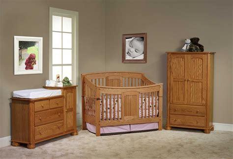 The Charlotte Elizabeth Nursery Set Solid Wood Nursery Furniture Sets