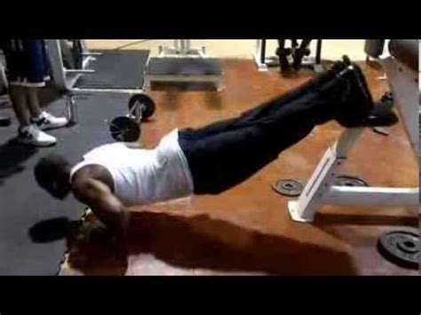 superset workout pull ups push ups and incline bench