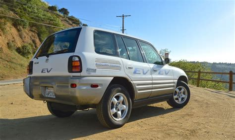 Toyota Rav4 For Sale Ed Begley S Toyota Rav4 Ev Is Up For Sale Autoevolution