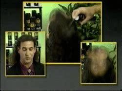 popeil hair spray hair in a can tumblr