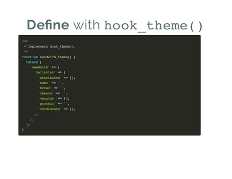 theme drupal hook drupal 8 theme system the backend of frontend