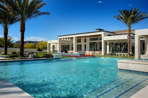 luxury backyards luxury backyards presidential pools spas patio of arizona
