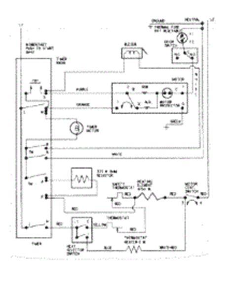 maytag dryer schematic diagram free wiring