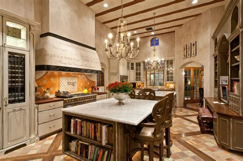 20 Enchanting Mediterranean Kitchen Decors   Home Design Lover