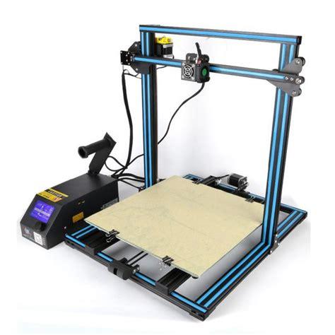 creality cr 10 s5 max diy 3d printer kit ship from usa