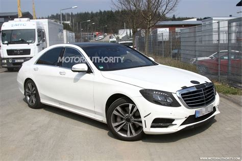 New 2014 Mercedes by 2014 Mercedes S Class Revealed In New