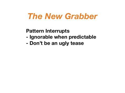 pattern interrupt pdf kevin rogers mike westerdal mastermind slides