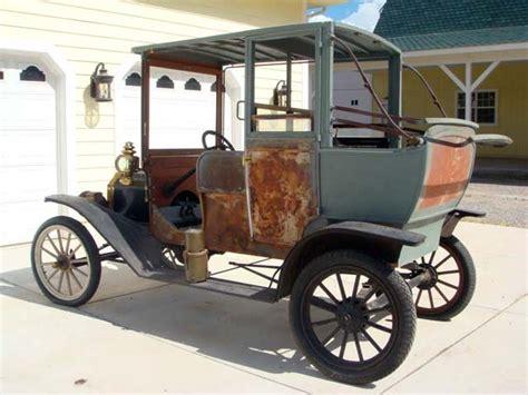 model t ford forum 1909 model t town car auction
