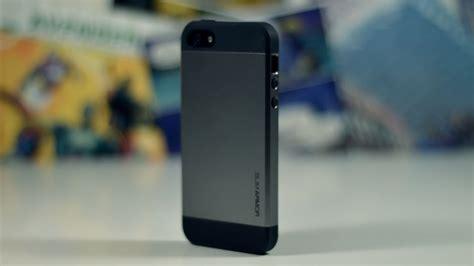 Spigen Slim Armor For Iphone 44s Free Tempered Glass Silver spigen slim armor for iphone 5 5s review