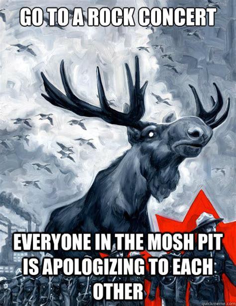 Mosh Pit Meme - mosh pit girl memes