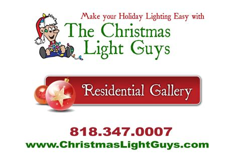 the christmas light guys serving the greater los angeles