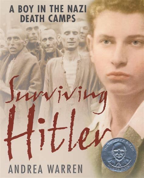 libro survival in auschwitz surviving by andrea warren harpercollins children s books