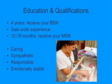 Neonatal Nurses Description by Neonatal Practitioner
