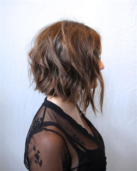 a line bob for curly hair 22 most popular a line bob hairstyles pretty designs