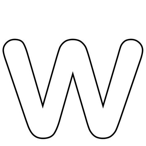 letter w dr odd