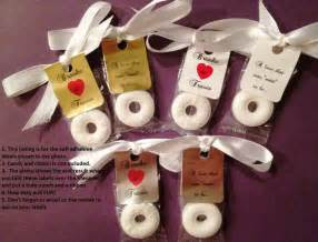 Wedding Favor Stickers Cheap by 30 Personalized Lifesaver Favor Labels For Wedding Or