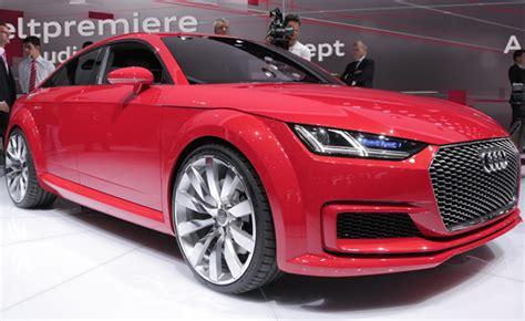 Audi Tt 4 Door by Audi Tt Sportback Is A 400 Hp 4 Door 187 Autoguide News