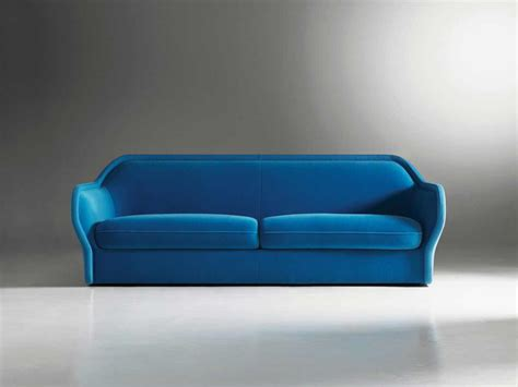blue modern sofa blue couches decor for living room