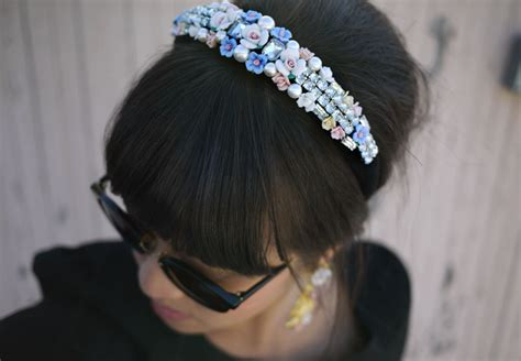 Wedding Hair Accessories Diy by Dolce Gabbana Inspired Bridal Tiara Wedding Hair