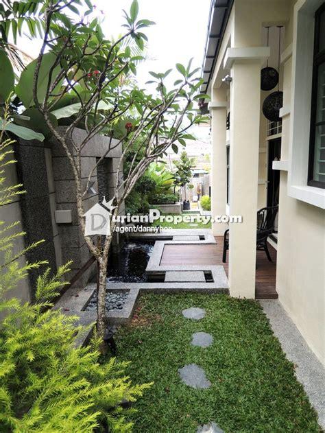 backyard kuala lumpur semi d for sale at salak south garden kuala lumpur for rm