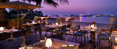 Bar And Grill by Bar Grill Seaside Dining One Only Royal Mirage
