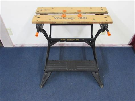 black and decker bench lot detail heavy duty black and decker workmate 300