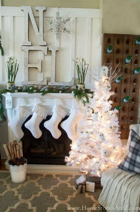 ideas for decorating home for christmas awesome christmas mantel decoration ideas