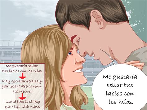 gallery for gt kisses images in spanish how to say i want to kiss you in spanish 4 steps with pictures