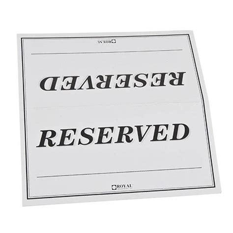 reserved place card template table tent cards template free search results calendar