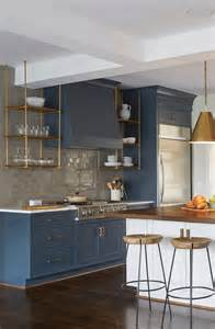 Blue Kitchens With White Cabinets by 25 Best Ideas About Blue Kitchen Cabinets On Pinterest